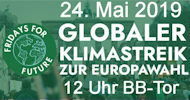 Klimastreik - fridays for future